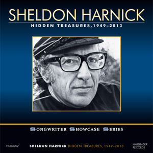 SHELDON HARNICK - HIDDEN TREASURES