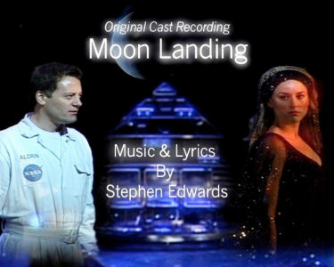 MOON LANDING - MUSIC & LYRICS - STEPHEN EDWARDS