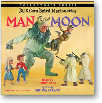 MAN IN THE MOON - ORIGINAL CAST RECORDING (STAGE 2400)