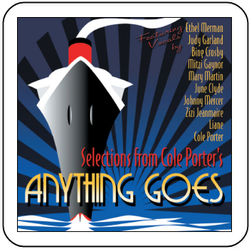 SELECTIONS FROM COLE PORTER'S 'ANYTHING GOES' (STAGE 9006)