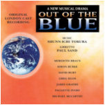 OUT OF THE BLUE - ORIGINAL LONDON CAST
