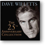 DAVE WILLETTS - THE 25th ANNIVERSARY COLLECTION (STAGE 9030)