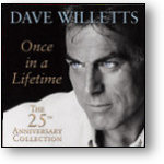 DAVE WILLETTS - ONCE IN A LIFETIME (STAGE 9030)