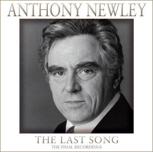 ANTHONY NEWLEY - THE LAST SONG