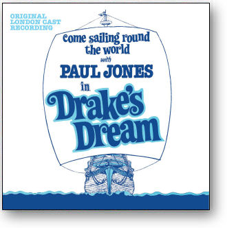 DRAKE'S DREAM - ORIGINAL LONDON CAST ALBUM (STAGE 9048)