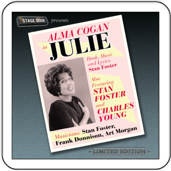 JULIE THE MUSICAL : ALMA COGAN (STAGE LE02)