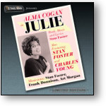 ALMA COGAN in JULIE (STAGE LE02)